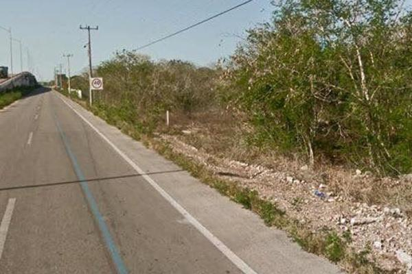 Foto de terreno habitacional en venta en  , tamanché, mérida, yucatán, 5293680 No. 01