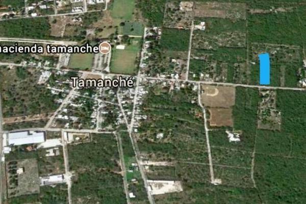 Foto de terreno habitacional en venta en  , tamanché, mérida, yucatán, 5934961 No. 03