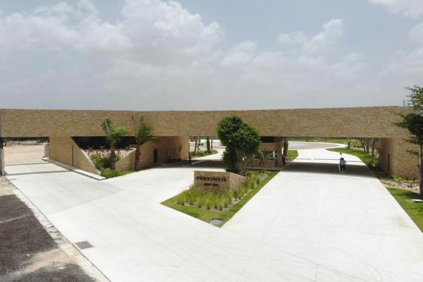 Foto de terreno habitacional en venta en  , tamanché, mérida, yucatán, 8318550 No. 02