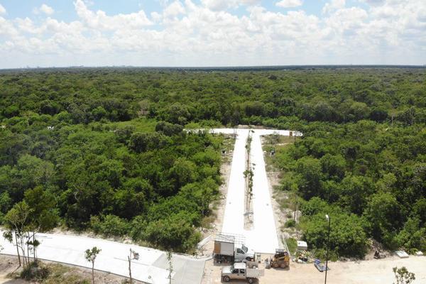 Foto de terreno habitacional en venta en  , tamanché, mérida, yucatán, 8318550 No. 08