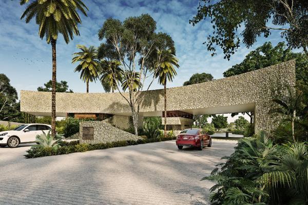 Foto de terreno habitacional en venta en  , tamanché, mérida, yucatán, 8318550 No. 10