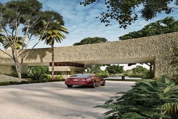 Foto de terreno habitacional en venta en  , tamanché, mérida, yucatán, 8318550 No. 11