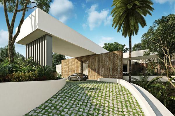 Foto de terreno habitacional en venta en  , tamanché, mérida, yucatán, 8318550 No. 12