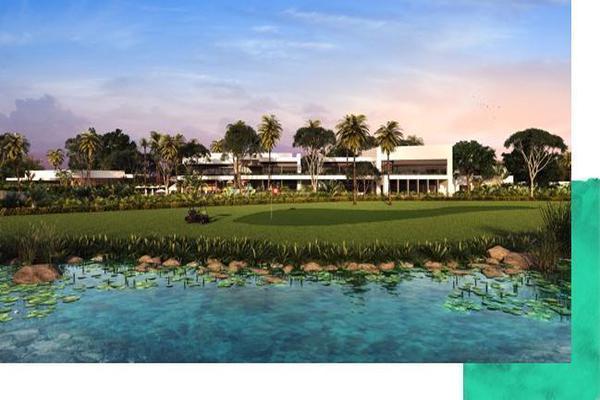 Foto de terreno habitacional en venta en  , tamanché, mérida, yucatán, 8318550 No. 21