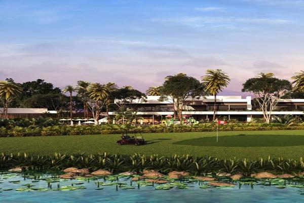 Foto de terreno habitacional en venta en  , tamanché, mérida, yucatán, 8318550 No. 40