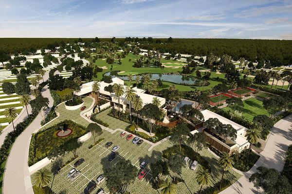 Foto de terreno habitacional en venta en  , tamanché, mérida, yucatán, 9229075 No. 04