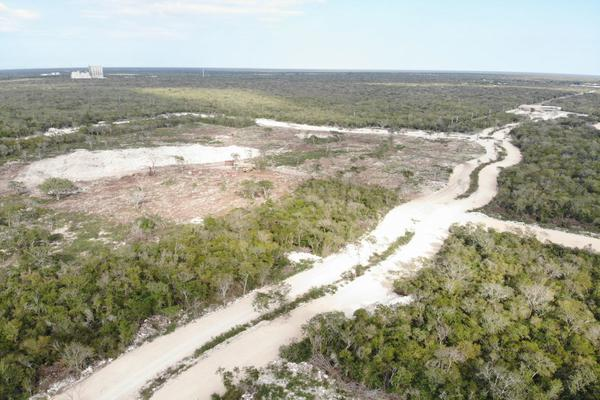 Foto de terreno habitacional en venta en  , tamanché, mérida, yucatán, 9229075 No. 11
