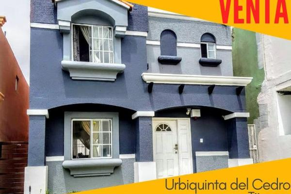 Foto de casa en venta en tamarindo 654, urbi quinta del cedro, tijuana, baja california, 0 No. 01