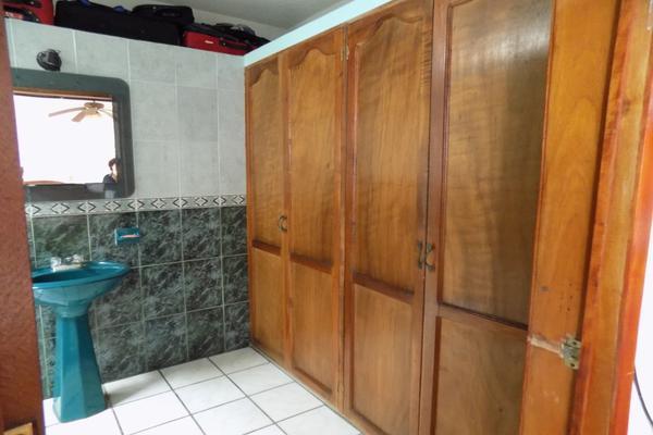 Foto de casa en venta en tamaulipas 421 , petrolera, coatzacoalcos, veracruz de ignacio de la llave, 17653497 No. 23
