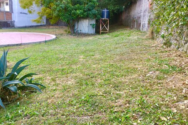 Foto de terreno industrial en venta en tamaulipas 108, chapultepec, cuernavaca, morelos, 6613094 No. 01