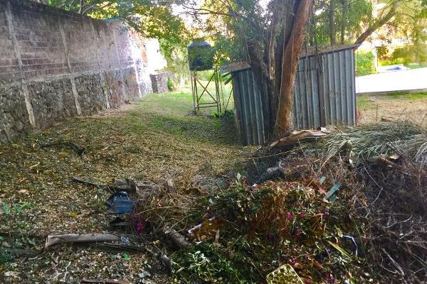Foto de terreno industrial en venta en tamaulipas 108, chapultepec, cuernavaca, morelos, 6613094 No. 08