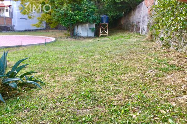 Foto de terreno habitacional en venta en tamaulipas 86, las quintas, cuernavaca, morelos, 6613094 No. 01