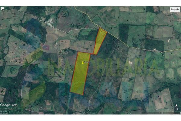 Foto de terreno habitacional en venta en  , tampache, tamiahua, veracruz de ignacio de la llave, 7244526 No. 12