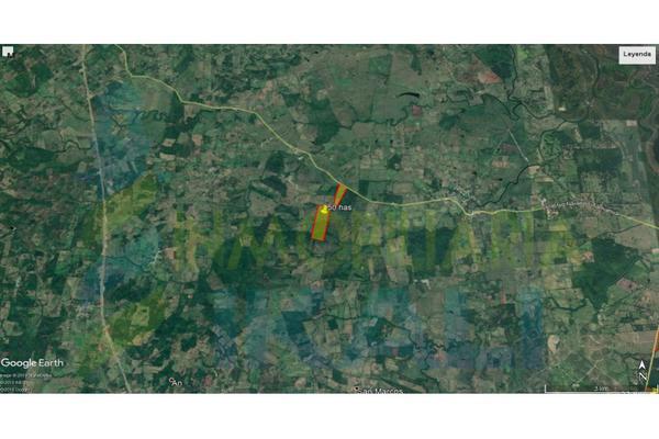 Foto de terreno habitacional en venta en  , tampache, tamiahua, veracruz de ignacio de la llave, 7244526 No. 13