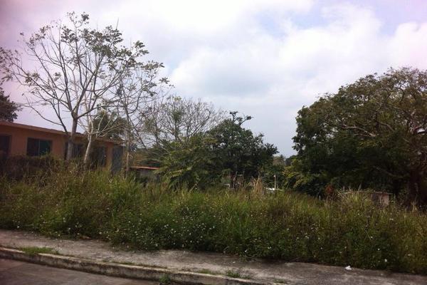 Foto de terreno habitacional en venta en  , tampico alto centro, tampico alto, veracruz de ignacio de la llave, 7248258 No. 01