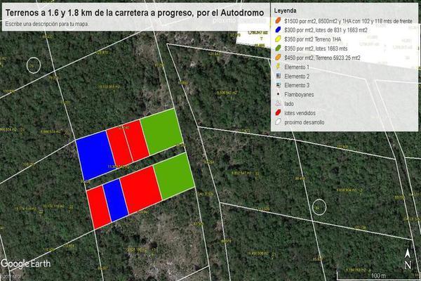 Foto de terreno habitacional en venta en  , tampico, tampico, tamaulipas, 7860950 No. 02