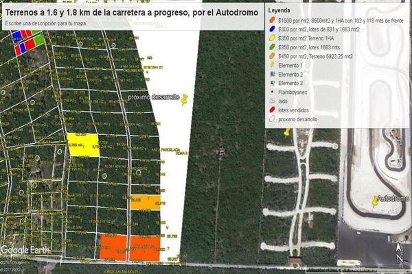 Foto de terreno habitacional en venta en  , tampico, tampico, tamaulipas, 7860950 No. 03