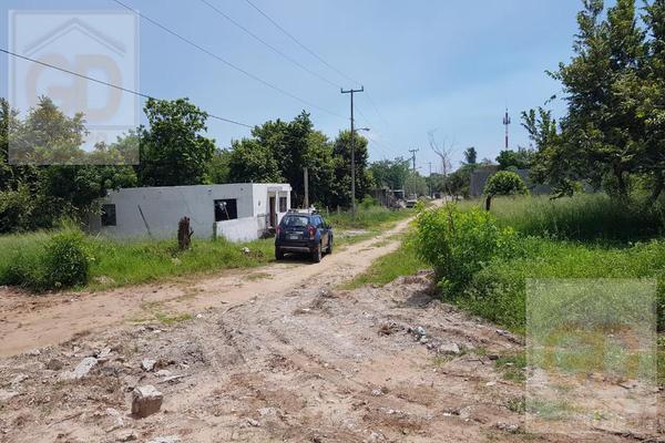 Foto de terreno habitacional en venta en  , tampico, tampico, tamaulipas, 8222008 No. 04