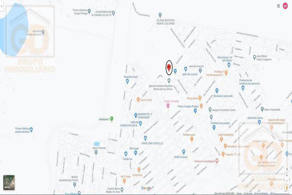 Foto de terreno habitacional en venta en  , tampico, tampico, tamaulipas, 8222008 No. 09