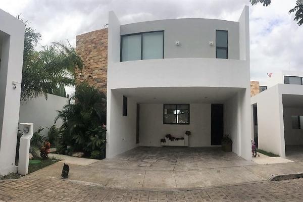 Foto de casa en venta en tanaj , temozon norte, m?rida, yucat?n, 4646285 No. 01