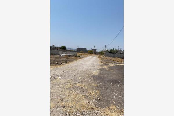 Foto de terreno habitacional en venta en tanque de agua 001, el paraíso, el marqués, querétaro, 19743742 No. 03