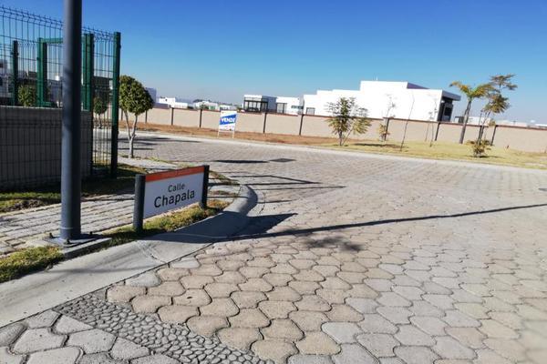 Foto de terreno habitacional en venta en tapalpa 17, lomas de angelópolis ii, san andrés cholula, puebla, 8259717 No. 02