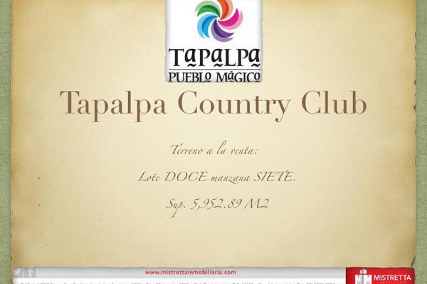 Foto de terreno habitacional en venta en  , tapalpa, tapalpa, jalisco, 7907748 No. 04