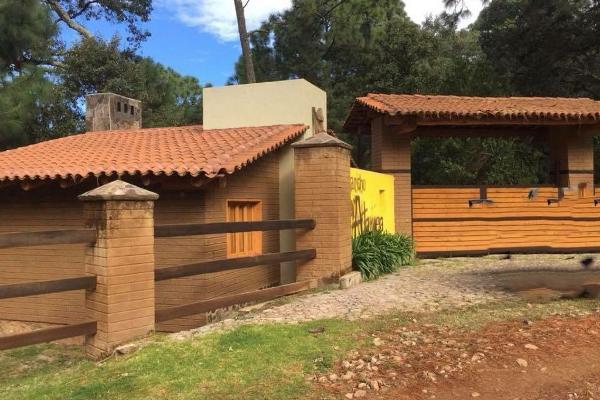 Foto de terreno habitacional en venta en tapalpa , tapalpa, tapalpa, jalisco, 8855813 No. 01