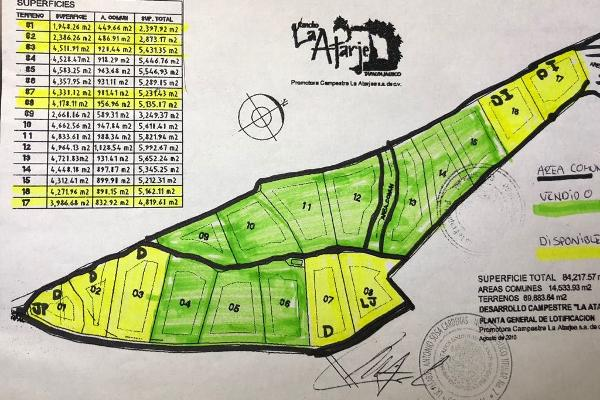Foto de terreno habitacional en venta en tapalpa , tapalpa, tapalpa, jalisco, 8855813 No. 02