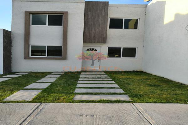 Foto de casa en venta en  , tarimbaro, tarímbaro, michoacán de ocampo, 16277538 No. 01
