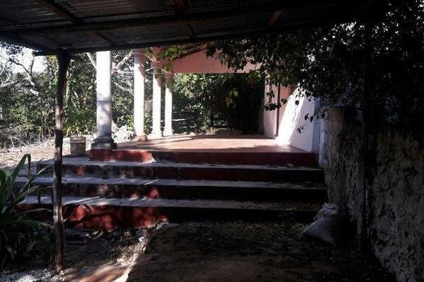 Foto de terreno habitacional en venta en  , teabo, teabo, yucatán, 7991413 No. 02