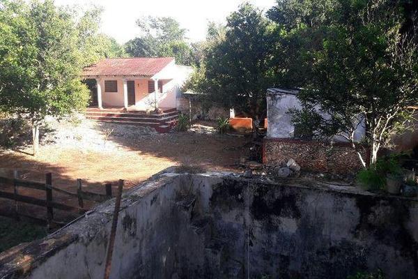 Foto de terreno habitacional en venta en  , teabo, teabo, yucatán, 7991413 No. 04
