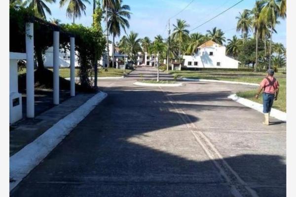 Foto de terreno habitacional en venta en  , teacapan, escuinapa, sinaloa, 5936681 No. 01