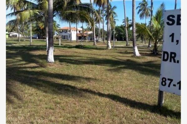 Foto de terreno habitacional en venta en  , teacapan, escuinapa, sinaloa, 5936681 No. 04