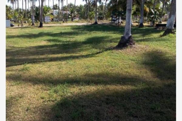 Foto de terreno habitacional en venta en  , teacapan, escuinapa, sinaloa, 5936681 No. 05