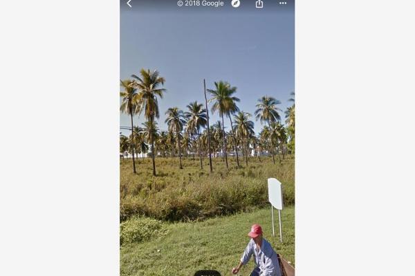 Foto de terreno habitacional en venta en  , teacapan, escuinapa, sinaloa, 5936681 No. 06