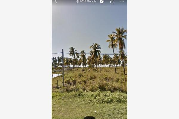 Foto de terreno habitacional en venta en  , teacapan, escuinapa, sinaloa, 5936681 No. 08