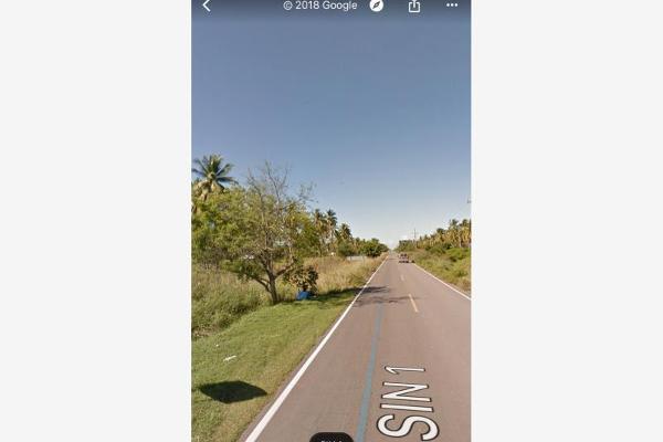 Foto de terreno habitacional en venta en  , teacapan, escuinapa, sinaloa, 5936681 No. 10