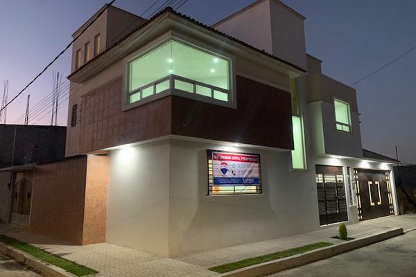 Foto de casa en venta en tecalco , ejido de tecámac, tecámac, méxico, 19121549 No. 01