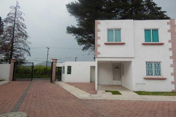 Foto de casa en venta en  , tecaxic, toluca, méxico, 3425819 No. 02