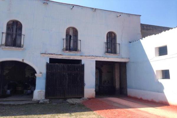 Foto de terreno habitacional en venta en . ., tecaxic, toluca, méxico, 5647845 No. 01
