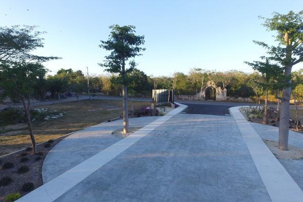 Foto de terreno habitacional en venta en  , kiktel, mérida, yucatán, 8835269 No. 14