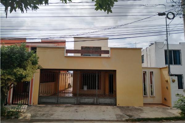 Foto de casa en venta en  , francisco de montejo, mérida, yucatán, 9946513 No. 01