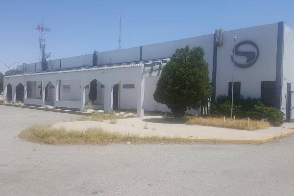 Foto de nave industrial en renta en tecnológico , partido doblado, juárez, chihuahua, 3414819 No. 01
