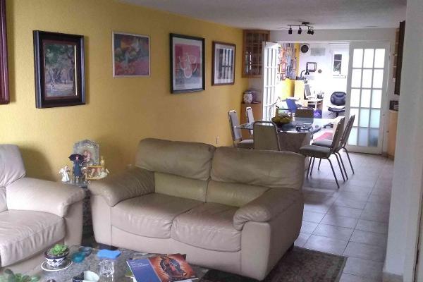 Foto de casa en condominio en venta en tecoyotitla , florida, álvaro obregón, df / cdmx, 12275819 No. 01