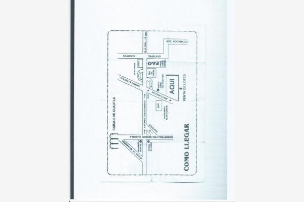 Foto de terreno habitacional en venta en  , tehuixtlera, yautepec, morelos, 3588160 No. 08
