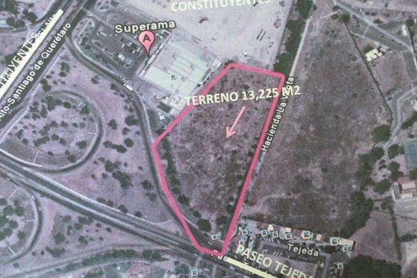 Foto de terreno comercial en venta en  , tejeda, corregidora, querétaro, 2726083 No. 01