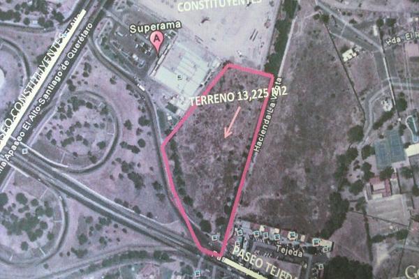 Foto de terreno comercial en venta en  , tejeda, corregidora, querétaro, 2726083 No. 04