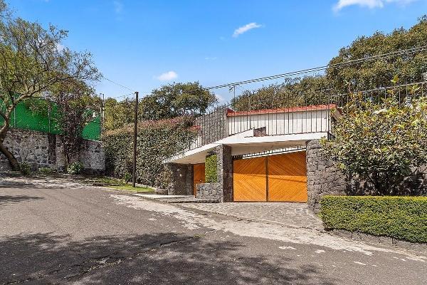 Foto de casa en venta en tekal , colinas del ajusco, tlalpan, distrito federal, 5687475 No. 01