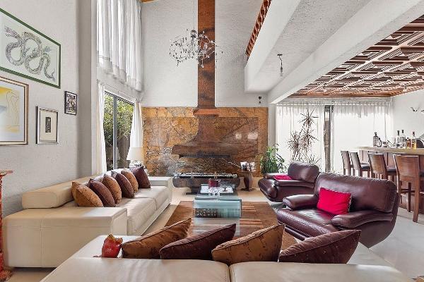 Foto de casa en venta en  , jardines del ajusco, tlalpan, distrito federal, 5687475 No. 02